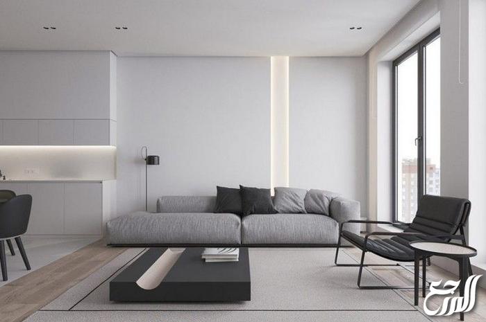 تصاميم بيوت من الداخل بسيطة مودرن