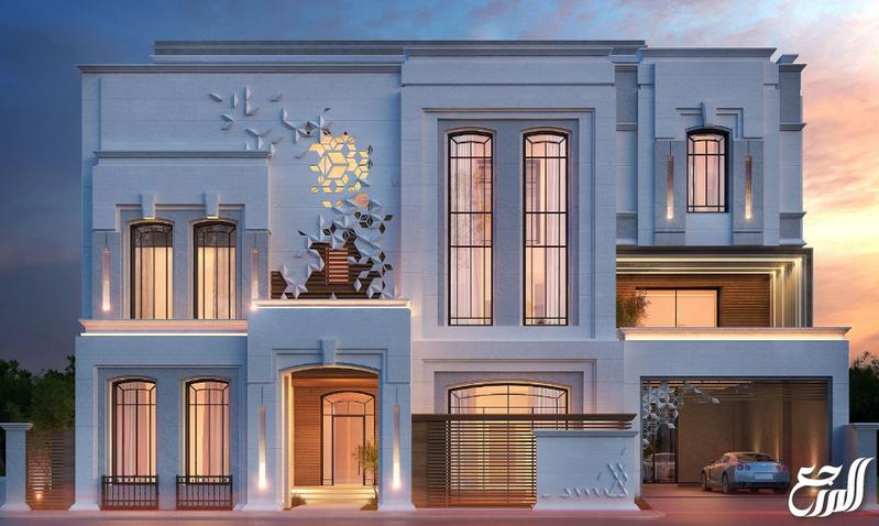 ديكورات منازل تركية من الخارج