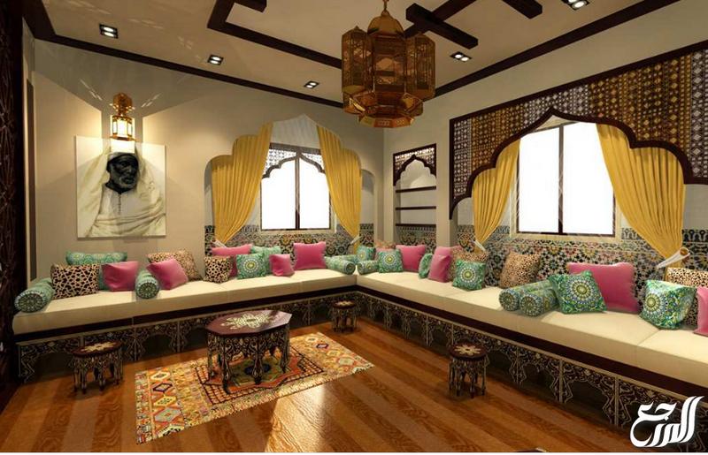 ديكورات منازل سعودية من الداخل