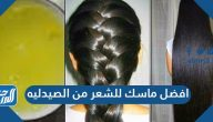 افضل ماسك للشعر الجاف من الصيدلية وأهم أسباب جفاف الشعر