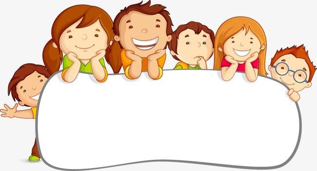 اطارات و براويز مزخرفة للكتابة بداخلها للاطفال