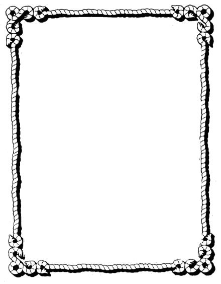 اطارات سوداء للكتابة بداخلها