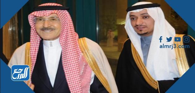 الأمير فهد بن سعد بن عبد الله بن تركي كم عمره