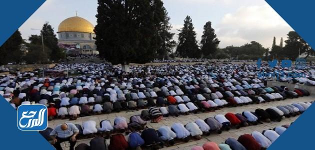 إجازة عيد الأضحى 2021 فلسطين
