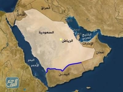 الحدود البرية للمملكة العربية السعودية مع دول الجوار