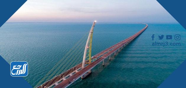 معلومات عن جسر الشيخ جابر الأحمد الصباح