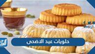 حلويات عيد الاضحى 2021 ، أحدث وصفات وأفكار حلويات العيد