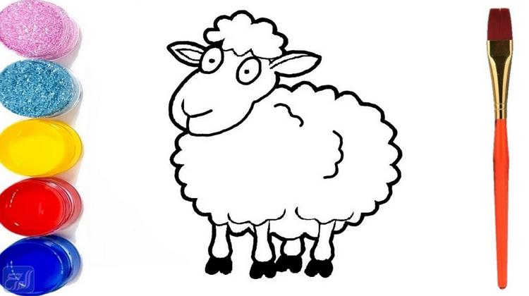 رسومات خروف عيد الاضحى جديدة