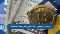 إليكم كل ما يخص عملة بتكوين كاش Bitcoin Cash