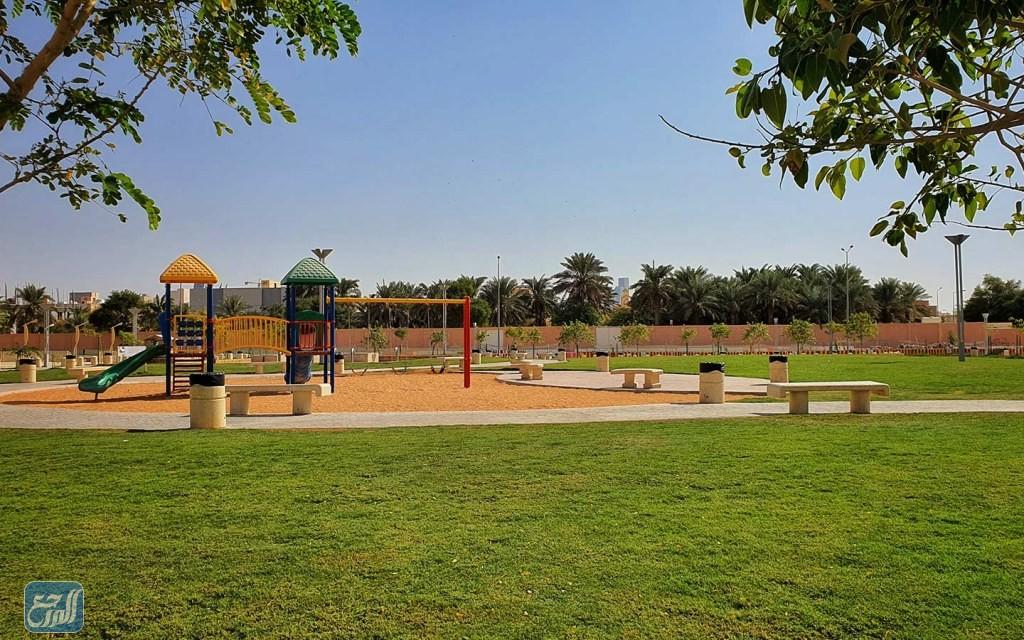 حديقة الملقا في الرياض