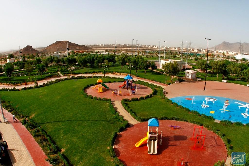 حديقة الملك فهد في المدينة المنورة