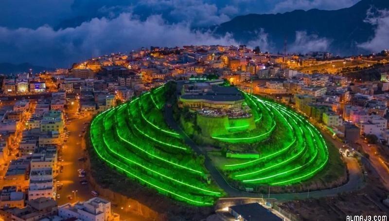اجمل مدينة في السعودية