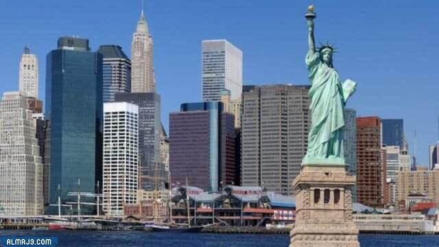 تمثال الحرية - كم عدد ولايات امريكا