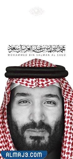 صور جميلة لولي العهد محمد بن سلمان