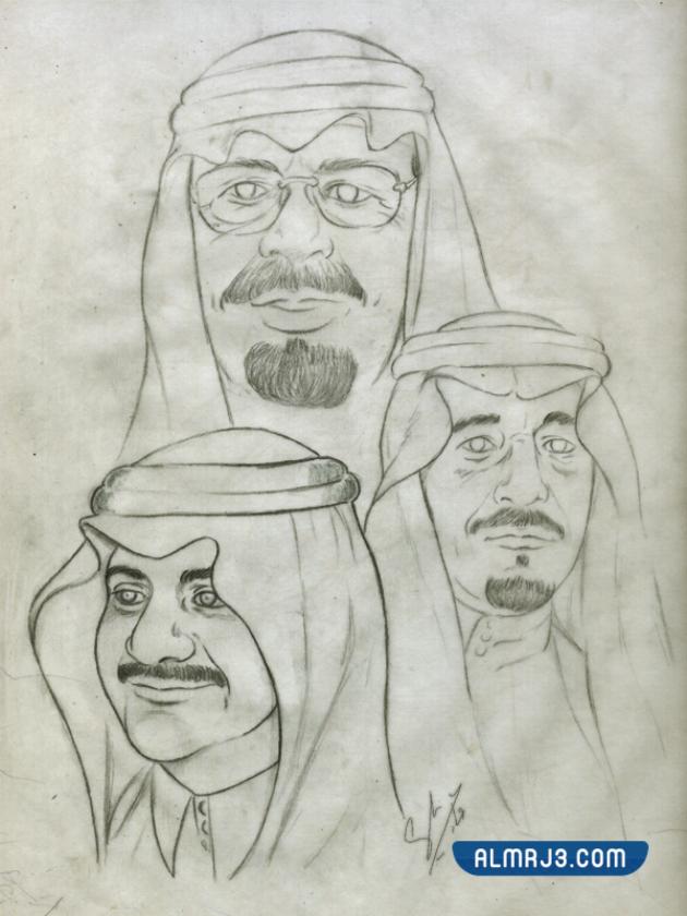 رسم عن حب الوطن السعودية تويتر رسومات بالقلم الرصاص عن حب الوطن