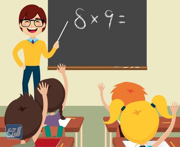 رسومات عن فضل المعلم