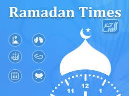 تطبيق الأذان Ramadan times
