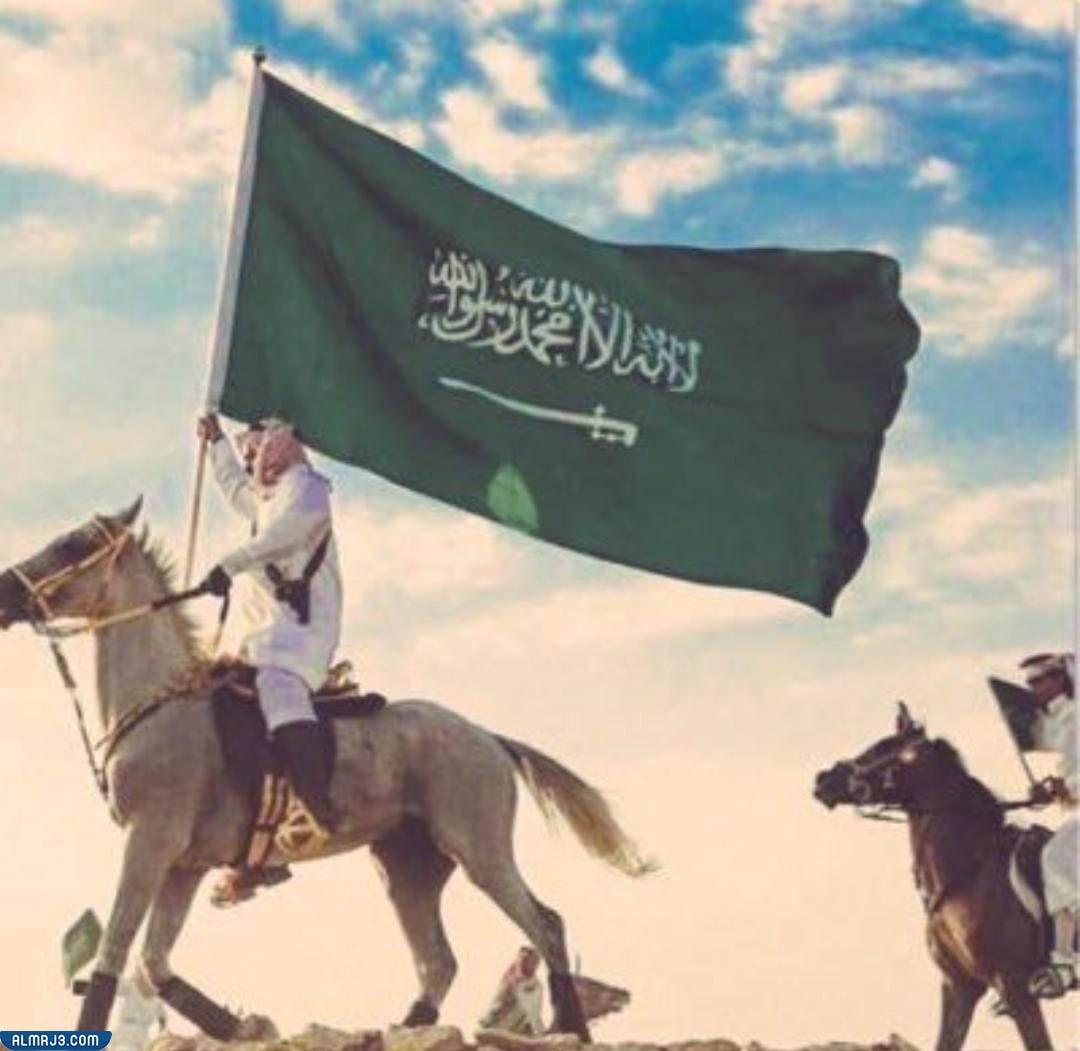 صور جميلة معبرة عن مشاعر وطنية بمناسبة اليوم الوطني 91