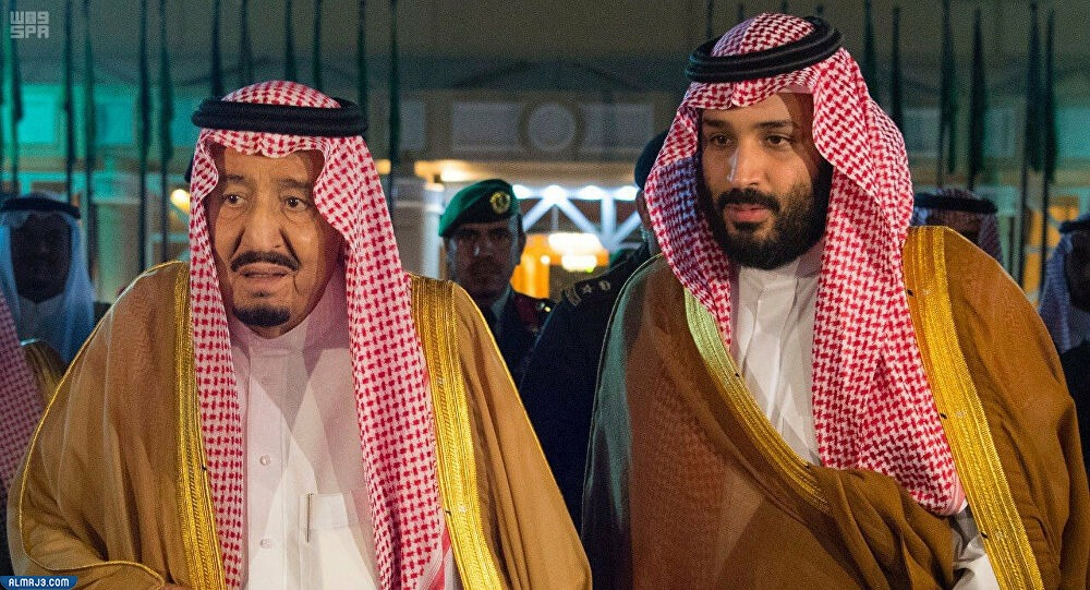 خلفيات الملك سلمان ومحمد بن سلمان