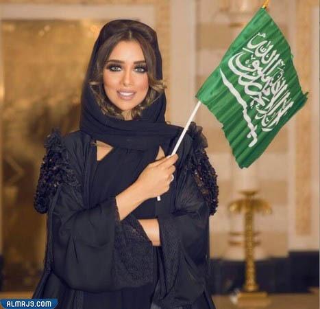 صور خلفيات بنات لليوم الوطني السعودي 91
