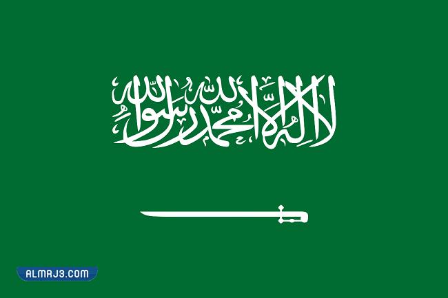 الصور علم المملكة العربية السعودية png