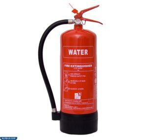 أنواع طفايات الحريق - طفايات المياه