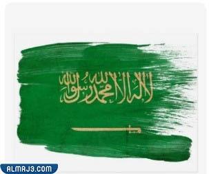 أجمل صور علم المملكة العربية السعودية