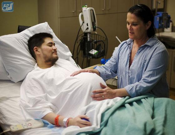 قصة الرجل الحامل توماس بيتي