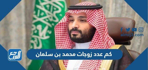 كم عدد زوجات محمد بن سلمان