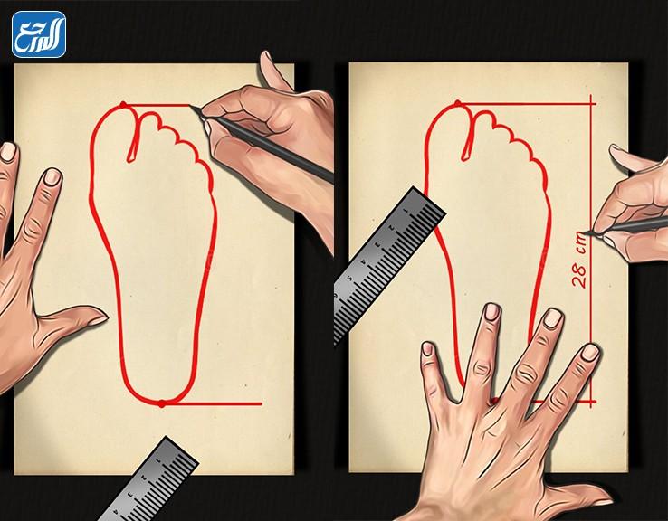 كيف اعرف مقاس الحذاء المناسب