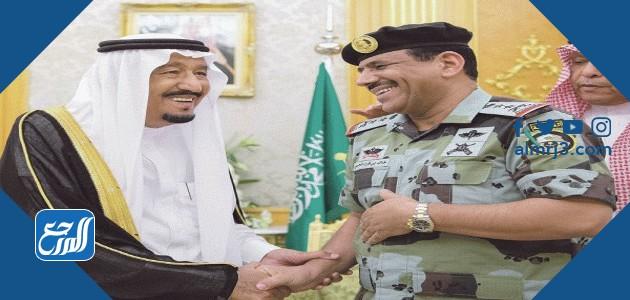 من هو الفريق أول خالد الحربي مدير الأمن العام السعودي