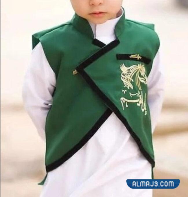 ملابس أولاد لليوم الوطني 91