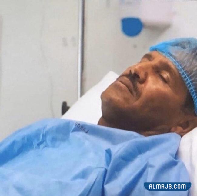 حكاية مرض خالد عبدالرحمن بكورونا