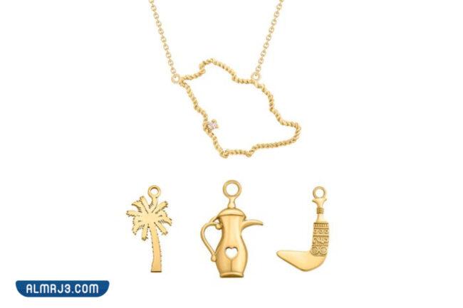 مجوهرات لليوم الوطني السعودي 91