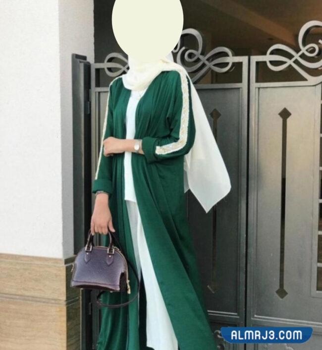 عبايات لليوم الوطني السعودي