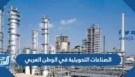 الصناعات التحويلية في الوطن العربي