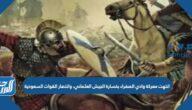 انتهت معركة وادي الصفراء بخسارة الجيش العثماني، وانتصار القوات السعودية
