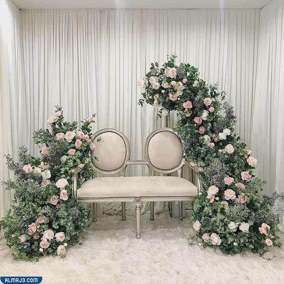 كوشات اعراس فخمة