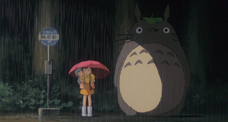 فيلم جاري توتورو My Neighbor Totoro